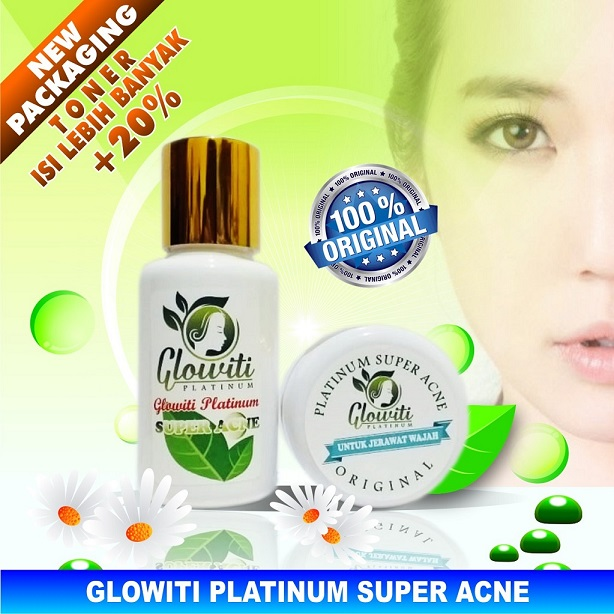 Glowiti Platinum Super Acne